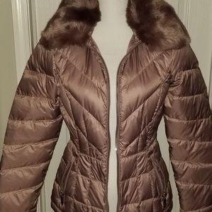 Kenneth Cole Women's Puffer Jacket XS